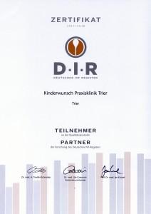 Praxisklinik-DIR-Zeugnis 032018